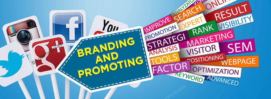 Branding and Promoting Assignment Help