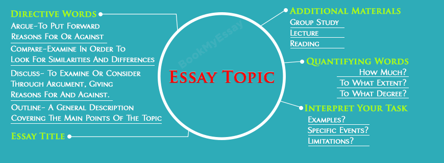 Essay Topic's