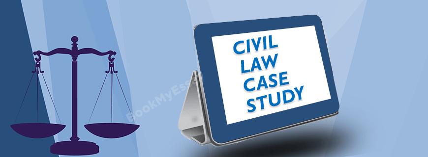 Civil Law Case Study Writing Help