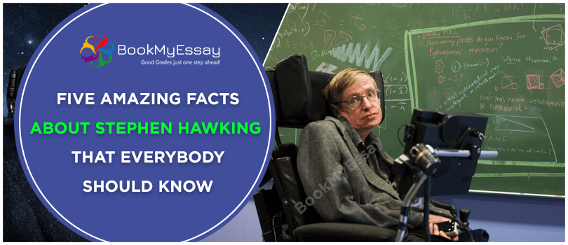 Five Amazing Facts About Stephen Hawking That Everybody Should Know  Essay Topics For Research Paper also English Language Essays  What Is Business Ethics Essay