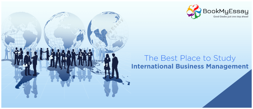 Canada The Best Place To Study International Business Management