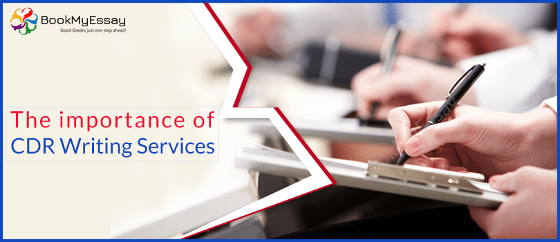 CDR writing service