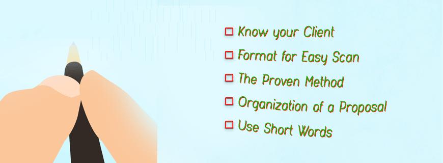 Business Proposal Writing Help