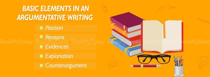 Argumentative Writing Help