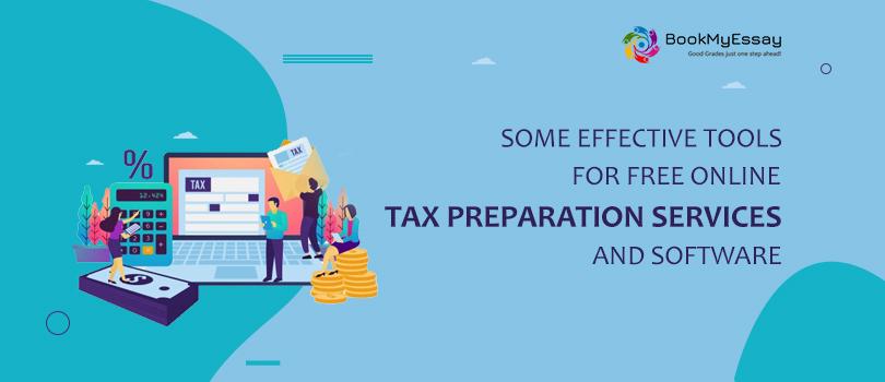 Tax Preparation assignment help