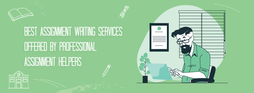 Assignment Writing Help Service