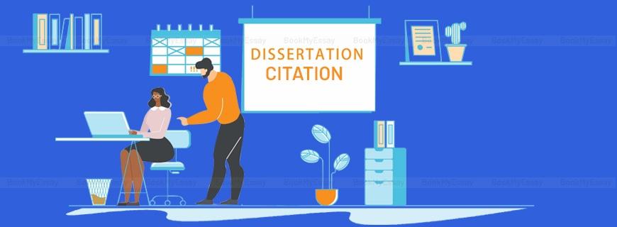 Dissertation Citation Writing Help