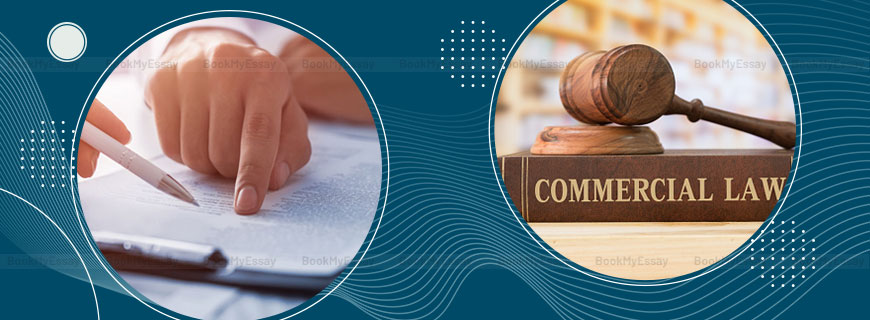 Commercial Law Essay Assignment Help